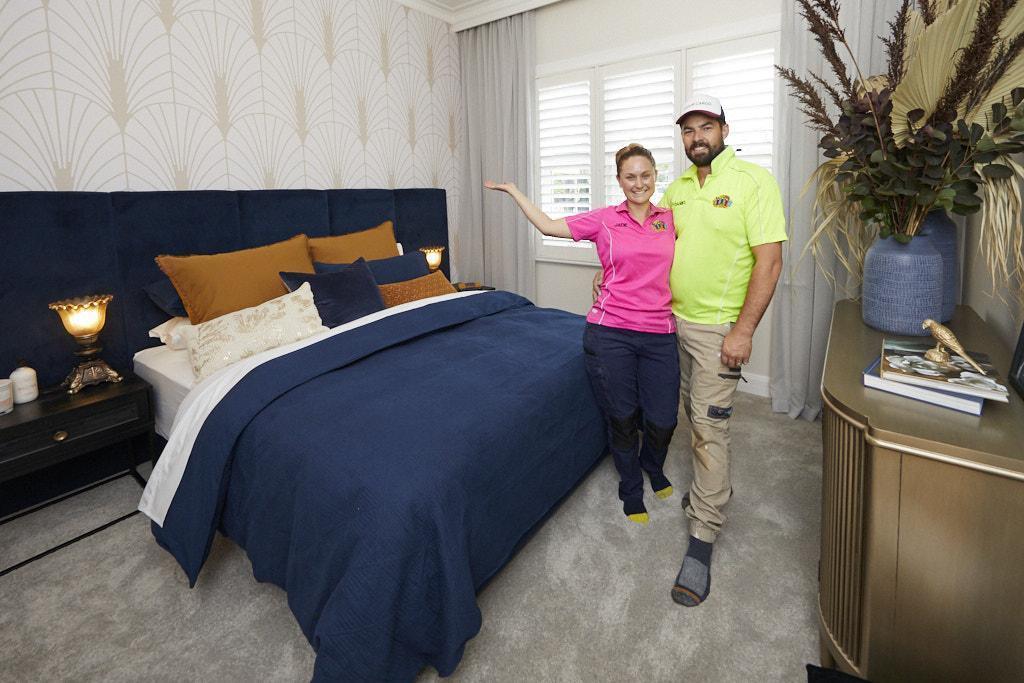 Master Bedroom Daniel and Jade