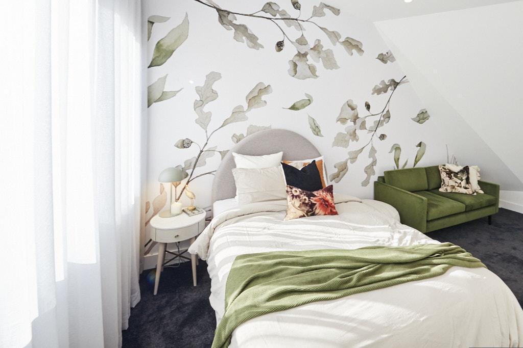 Harry & Tash The Block 2020 - Guest Bedroom Design