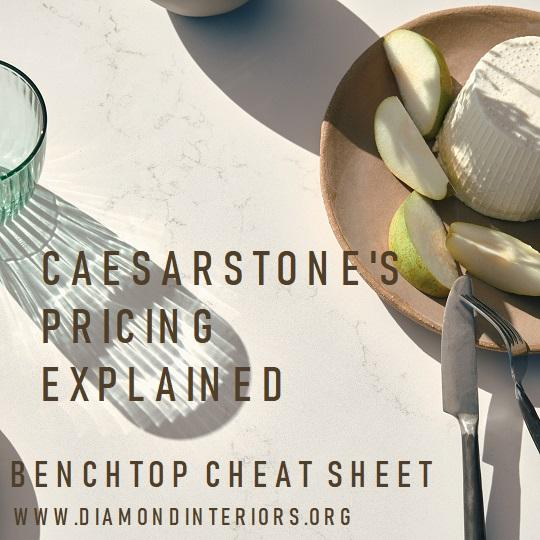 Caesarstone Price Guide