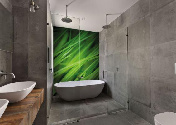 Akril - Grout Free Bathroom feature wall panels