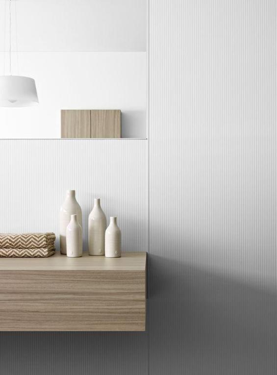 Laminex Aquapanel - Grout free Bathroom Wall Ideas