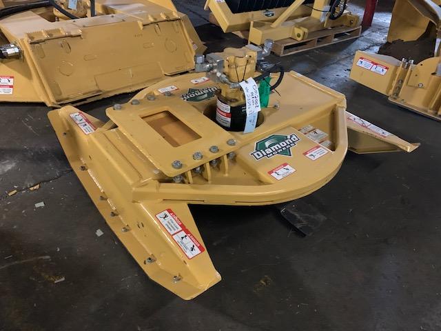 Excavator Rotary Mower