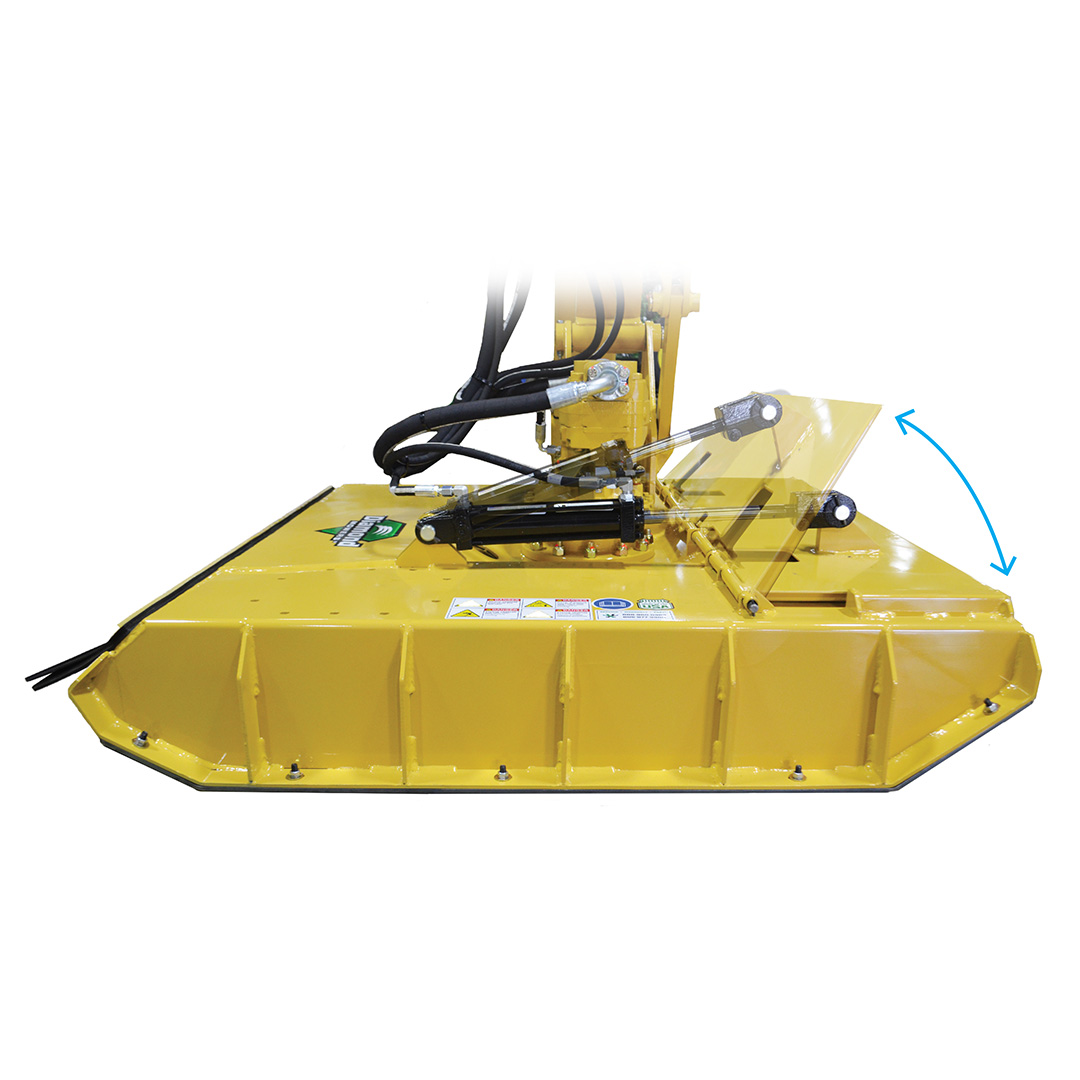 Boom Hydraulic Trap Door Product