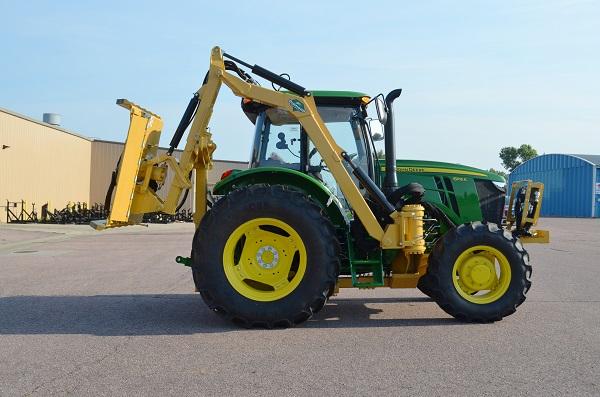 New JD 6105E