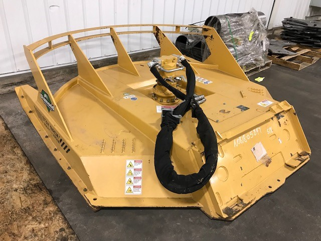 Skid-Steer Rotary Mower