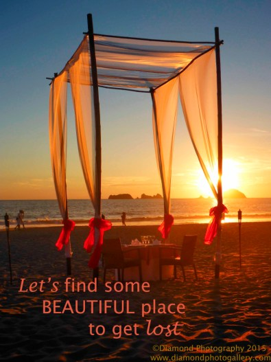 ©lets find beautiful place