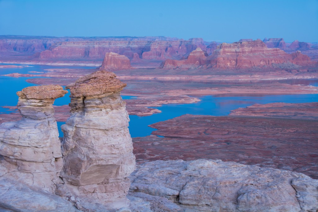 Alstrom Point Blue Hour