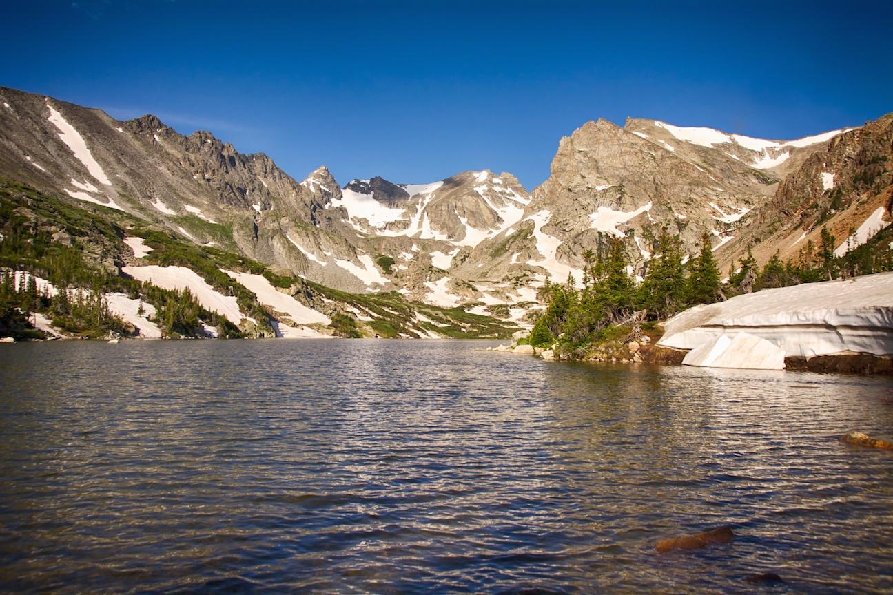 A day at Brainard Lake