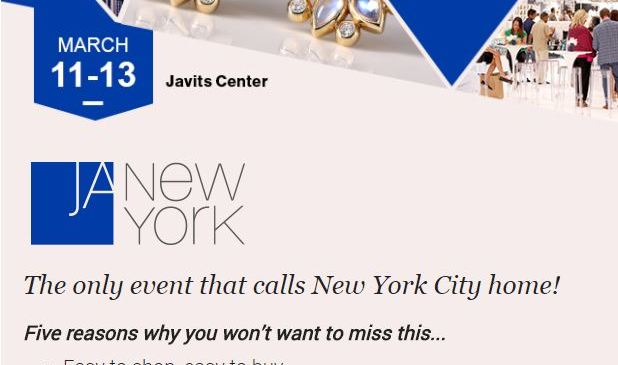 JA NY Show
