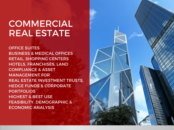 COMMERCIAL REAL ESTATE AGENCY | Diamond Realty Brokers