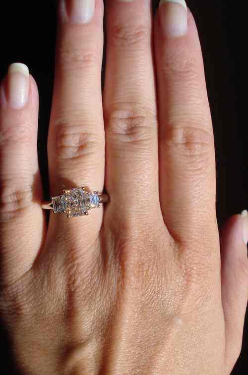 Pink Diamond Rings Pink Diamond Ring Pink Diamond
