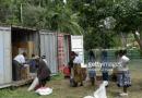 干ばつに襲われたジンバブエ ダイヤモンドに囲まれながらも飢える住民たち