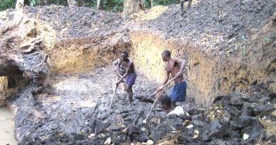 Gbongor Village Artisanal Diamond Mining