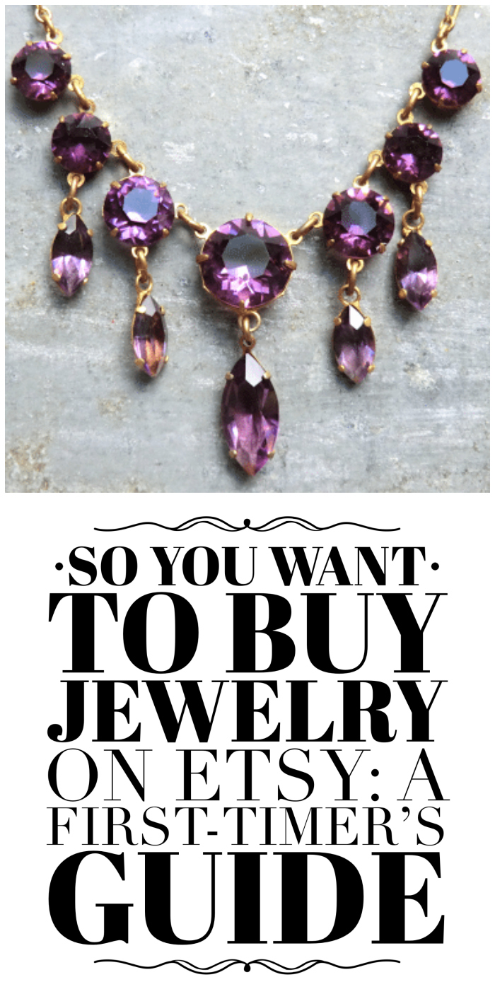 c32449b497322 What you need to know to buy jewelry on Etsy: a first-timer's guide.
