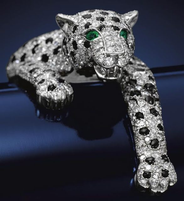 The Duchess Of Windsor S Cartier Panther Bracelet