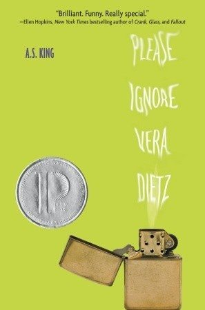 My review of Please Ignore Vera Dietz by A.S. King.