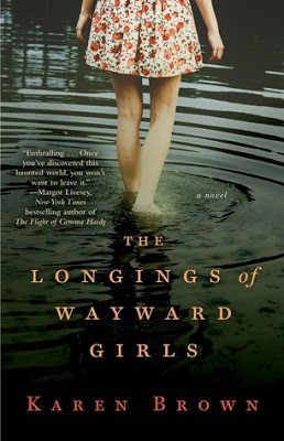 The Longings of Wayward Girls by Karen Brown. A quiet, poignant novel about the everyday struggles of women in a small community. Click through for full review. Via Diamonds in the Library.