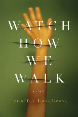 Watch How We Walk by Jennifer LoveGrove, a vivid novel about a young woman who was raised as a Jehovah's witness and her struggles to find her own identity. Via Diamonds in the Library.