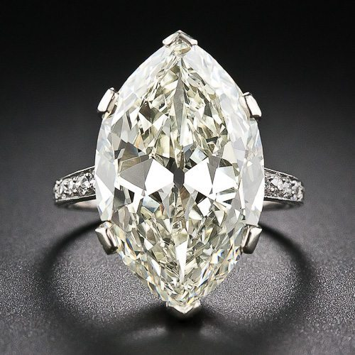 Edwardian Wedding Rings 18 New Antique engagement ring centering