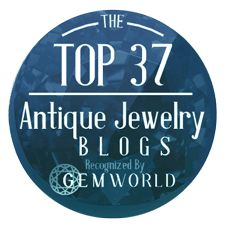Diamonds in the Library is one of Gem Guide's top antique jewelry blogs