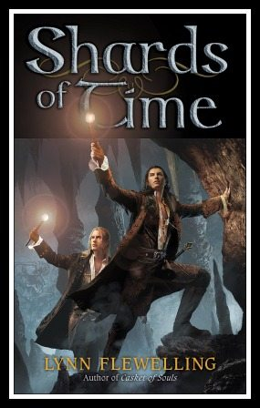 My review of Shards of Time by Lynn Flewelling: the 7th book in the fabulous Nightrunner fantasy series. More Seregil, more Alec, more adventures.