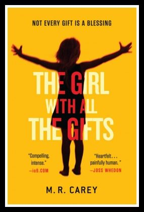 My review of The Girl with All the Gifts by M.R. Carey: a vivid, thrillingly-written speculative fiction novel.