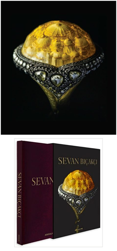 My review of the beautiful new Sevan Bicakci jewelry book from Assouline.