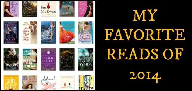 Diamonds in the Library's best books of 2014.