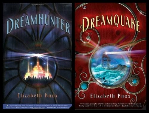 My review of Dreamhunter and Dreamquake; The Dreamhunter Duet by Elizabeth Knox