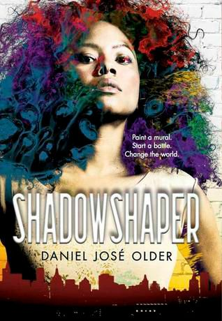 My review of Daniel José Older's Shadowshaper, an urban fantasy novel about a Brooklyn girl who learns she can channel powerful forces through her art.