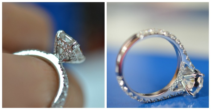 I.D. Jewelry in NYC is known for its exceptional custom made diamond engagement rings and eternity bands.