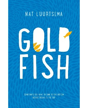 My review of Goldfish by Nat Luurtsema - a sweet, somewhat goofy YA novel about what happens when a serious swimmer has to find a new identity for herself.