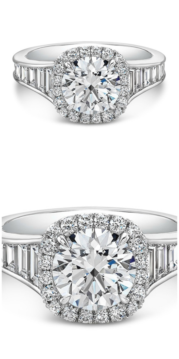 Forevermark by Rahaminov Panache diamond ring
