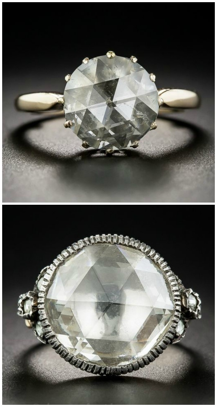 two-beautiful-rose-cut-diamond-rings-from-lang-antiques