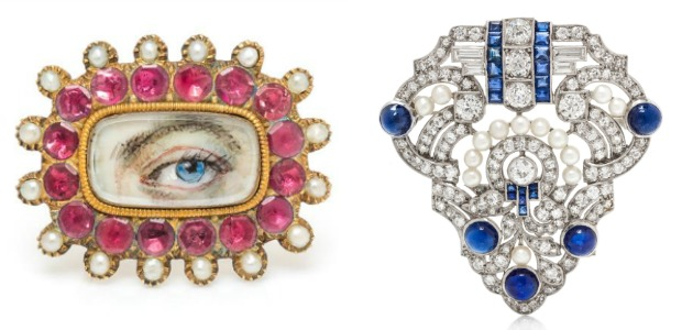 Leslie Hindman's December Important Jewelry Auction.