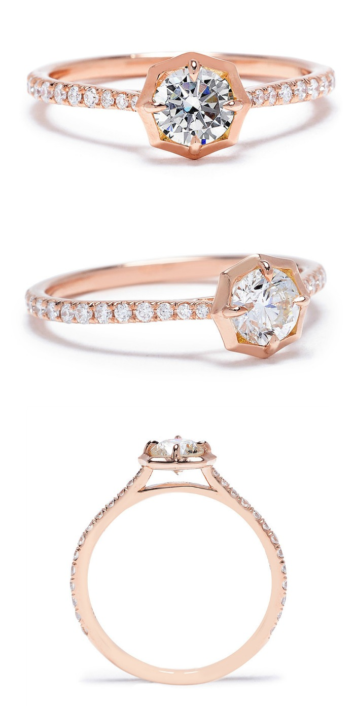 Diamond Registry is your guide in diamond field. On our platform you can discover all about diamonds: prices, shapes, colors and lots of other useful information. Check the real diamond prices and get the custom ring of your dreams.