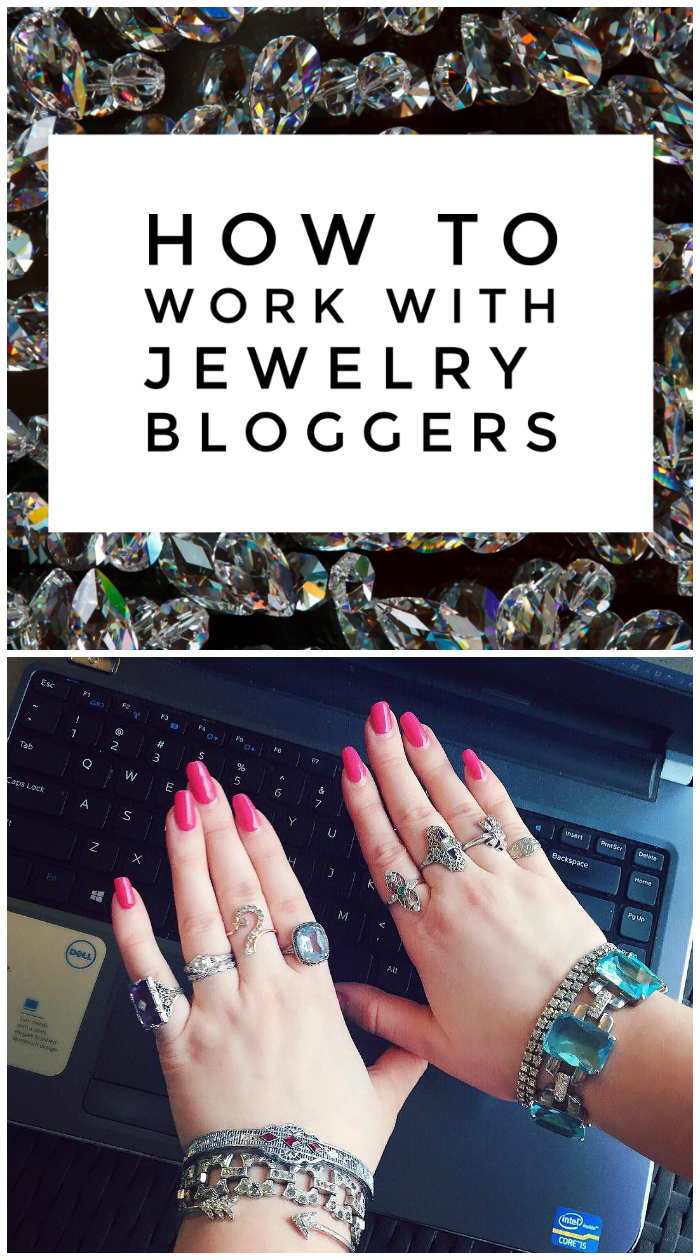 Influencers 101 - How to work with jewelry bloggers.