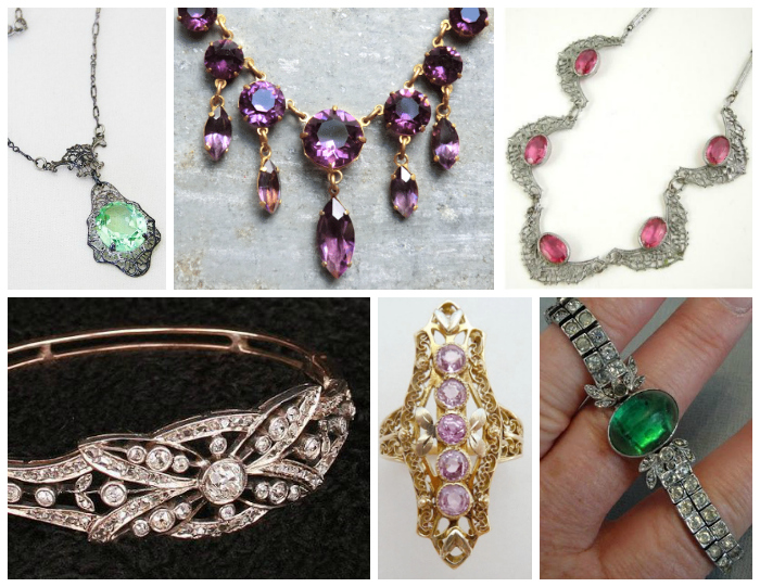 So you want to buy jewelry on Etsy - a first-timer's guide.