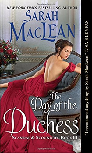 The Day of the Duchess by Sarah MacLean.