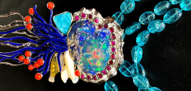 The gorgeous jewels of AGTA GemFair 2018.