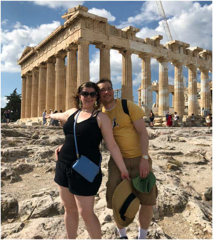 Exploring the old and the new in Athens with Mr. DitL!