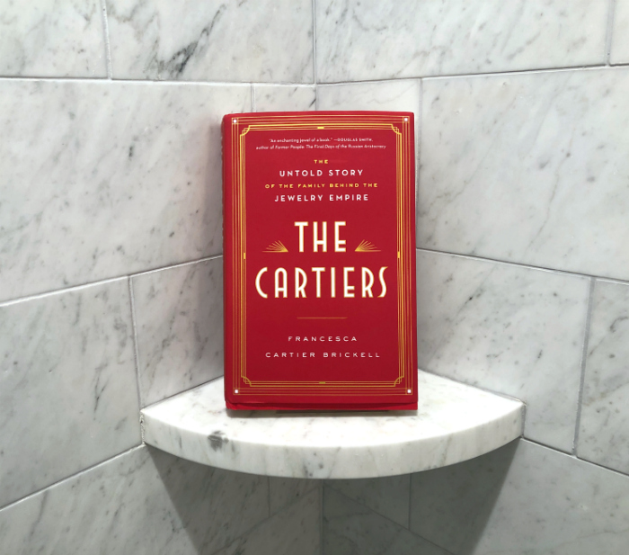 My review of The Cartiers by Francesca Cartier Brickell. The Untold Story of the Family Behind the Jewelry Empire. A must have if you love jewelry books!!