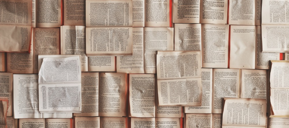 What I'm reading. Book photo by Patrick Tomasso on Unsplash