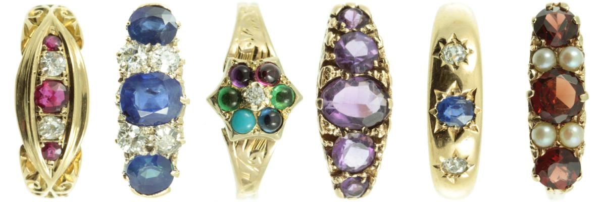 Carus Jewellery: precious antique treasures.