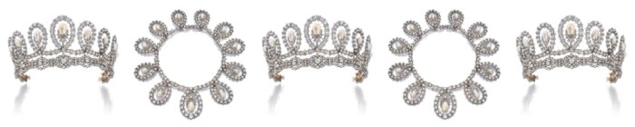 Royal tiara from Sotheby's.