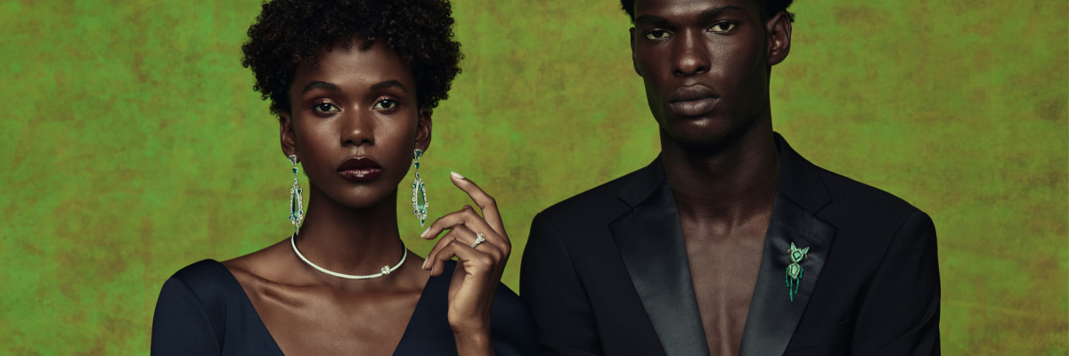 Brilliant & Black: Sotheby's celebrates Black jewelers.