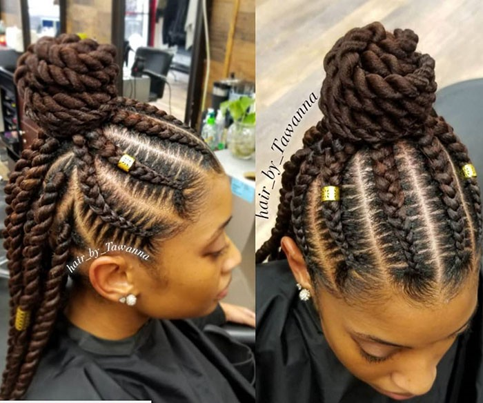 Braided Updos for Every Occasion | NaturallyCurly.com