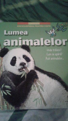 Lumea Animalelor - Enciclopedia pentru copii, texte și imagini pe înțelesul copiilor!