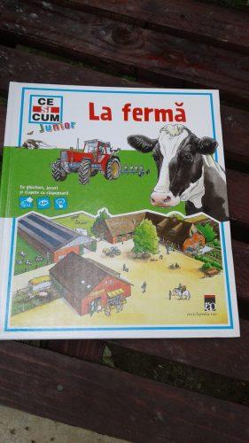 Animalele, cele mai bune prietene ale copiilor. Viața la fermă!