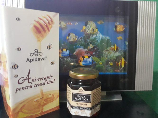 Mierea de mană, un produs rar, extrem de sănătos, direct din inima pădurii!